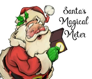 Santa's Magical Naughty or Nice meter and More!