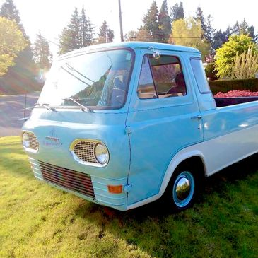1964 ford econoline vintage bar truck for wedding bartender and fun with alcohol