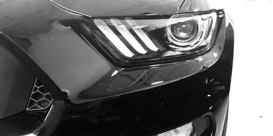 Automotive Detailing Mustang