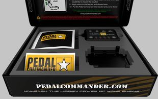 pedal commander throttle response kit
