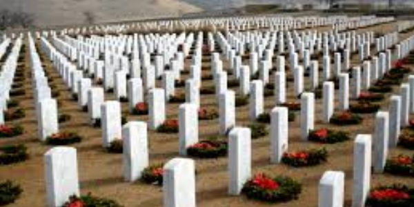 National Cemetery in Bakersfield, CA