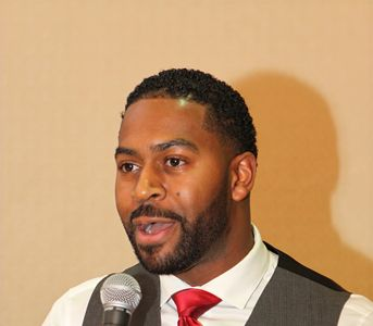 Dr. Joshua Coney, Cardiologist at Loma Linda University Medical Center was the guest speaker.