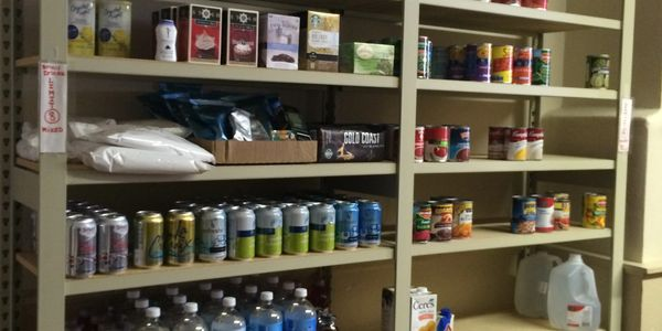 Gloria Pruessner Memorial Food Bank