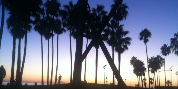 Venice Beach - photo S. Carias