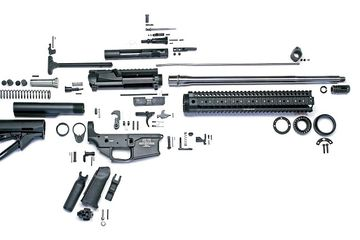 AR15 break down