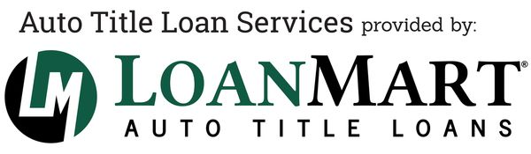 auto title loan banner application for more amounts of cash green and black loanmart title loan logo