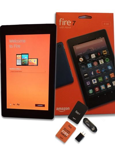 "International Travel Studies Institute supplies participants with the Amazon Kindle Fire 7"" Tablet"