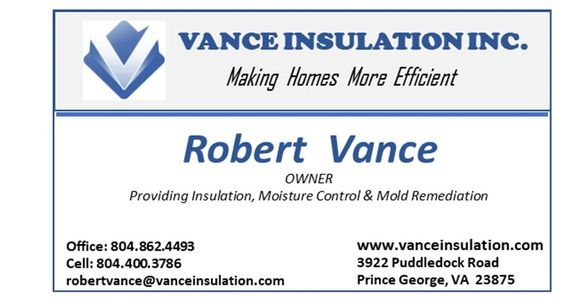 This site is built for Mobile App viewing. See vanceinsulation.com for devices with larger displays.