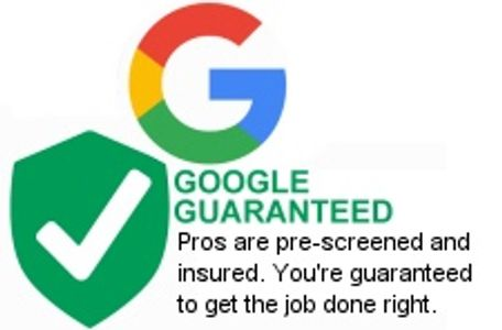 google guaranteed for window cleaning gutter cleaning and snow removal