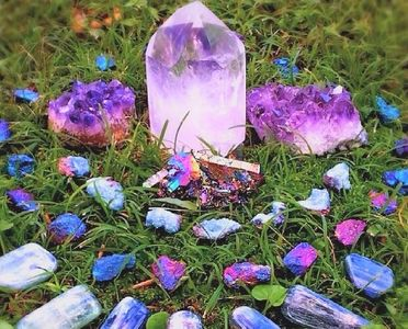 Crystal Empowerments Crystal Workshops and Events