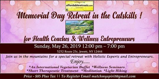 spiritual retreats close to upstate ny, spiritual retreats near nyc, wellness retreat, day retreat,