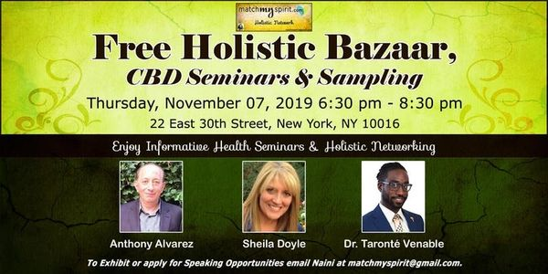 free wellness events nyc