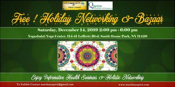 queens holistic , free events in queens , wellness events queens ny , ozone park free events ny ,