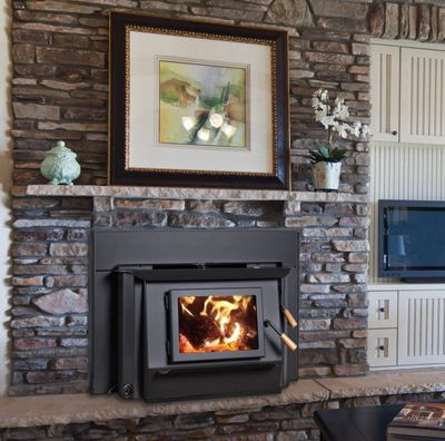 Wood Inserts. Fireplace Stove World, 33 years experience serving, Edmonton & Northern Alberta.