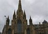 Salford Cathedral. Built 1844-1848. Spire height 240ft. Not a part of Manchester but close to my work. One of the few Catholic Catherdals