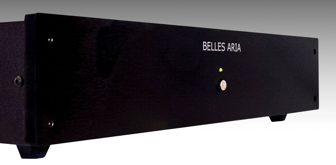 Belles Aria Stereo Power Amplifier