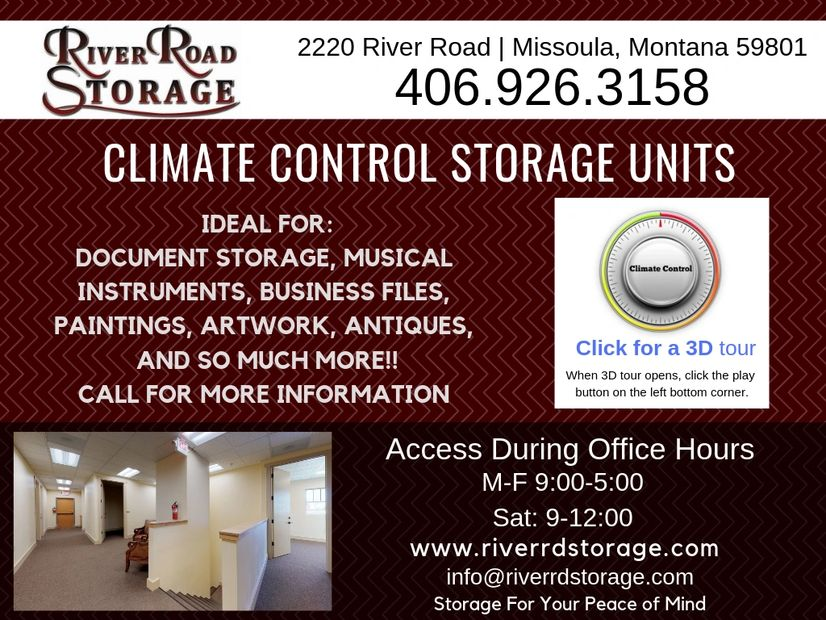 Check out our Document Storage options.