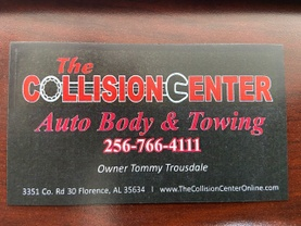The Collision Center Auto Body & Towing
