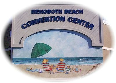 The Rehoboth Beach Convention Center is the location for the  Delaware Resorts 2019 FALL HOME EXPO.
