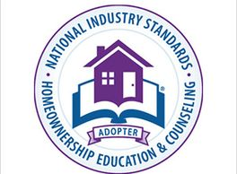 National Industry Standards Home Ownership Counseling Education and Counseling