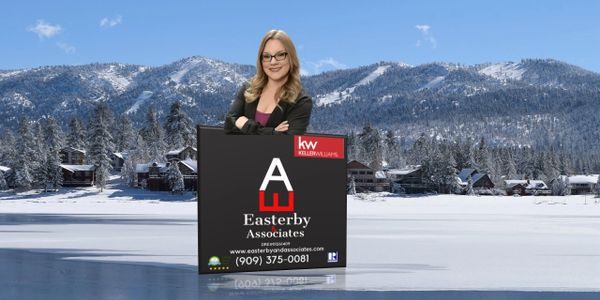 Your Big Bear Realtor.  Buy or Sell Big Bear Real Estate with Sarah Stitt.