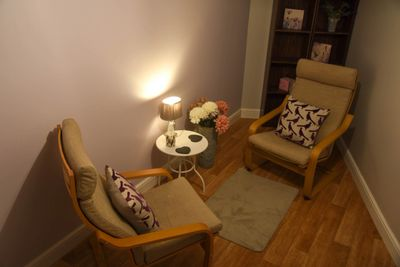 Counselling Room - Olive Tree Counselling