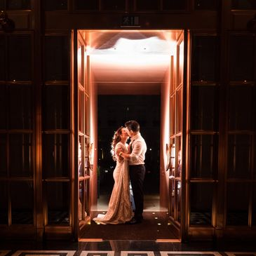 Stylish Events wedding at the Rosewood London