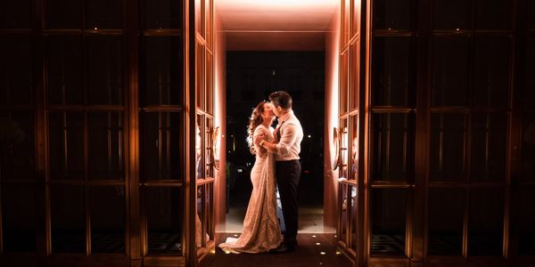 Wedding at the Rosewood London