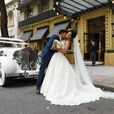 Stylish Events wedding at The Waldorf Hilton London