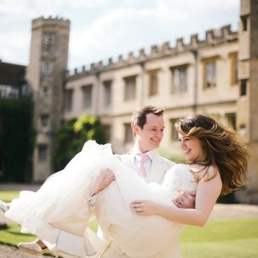 Stylish Events wedding in Cambridge