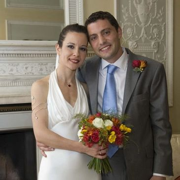 Wedding at the Lansdowne Club