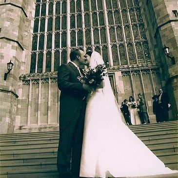 Stylish Events wedding at St George's Chapel Windsor Castle