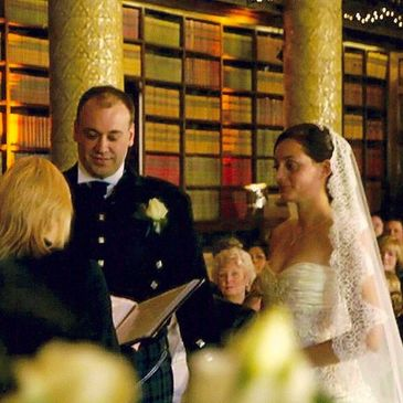 Wedding at One Whitehall Place