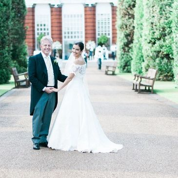 Stylish Events wedding at Kensington Palace