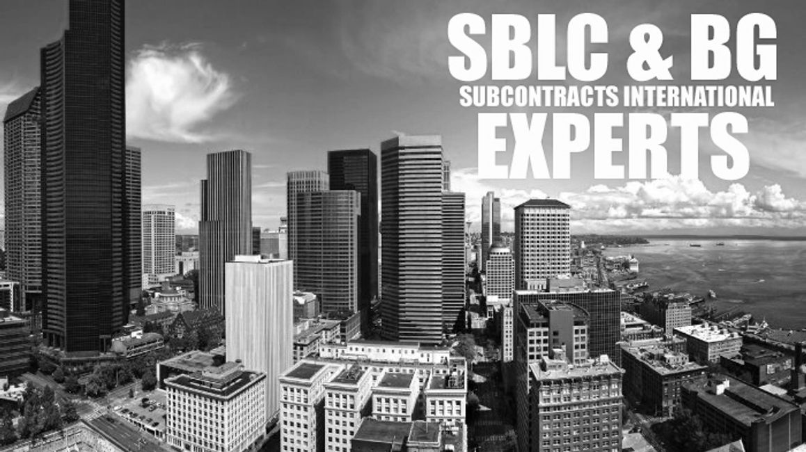 SBLC & BG EXPERTS - SUBCONTRACTS INTRNATIONAL