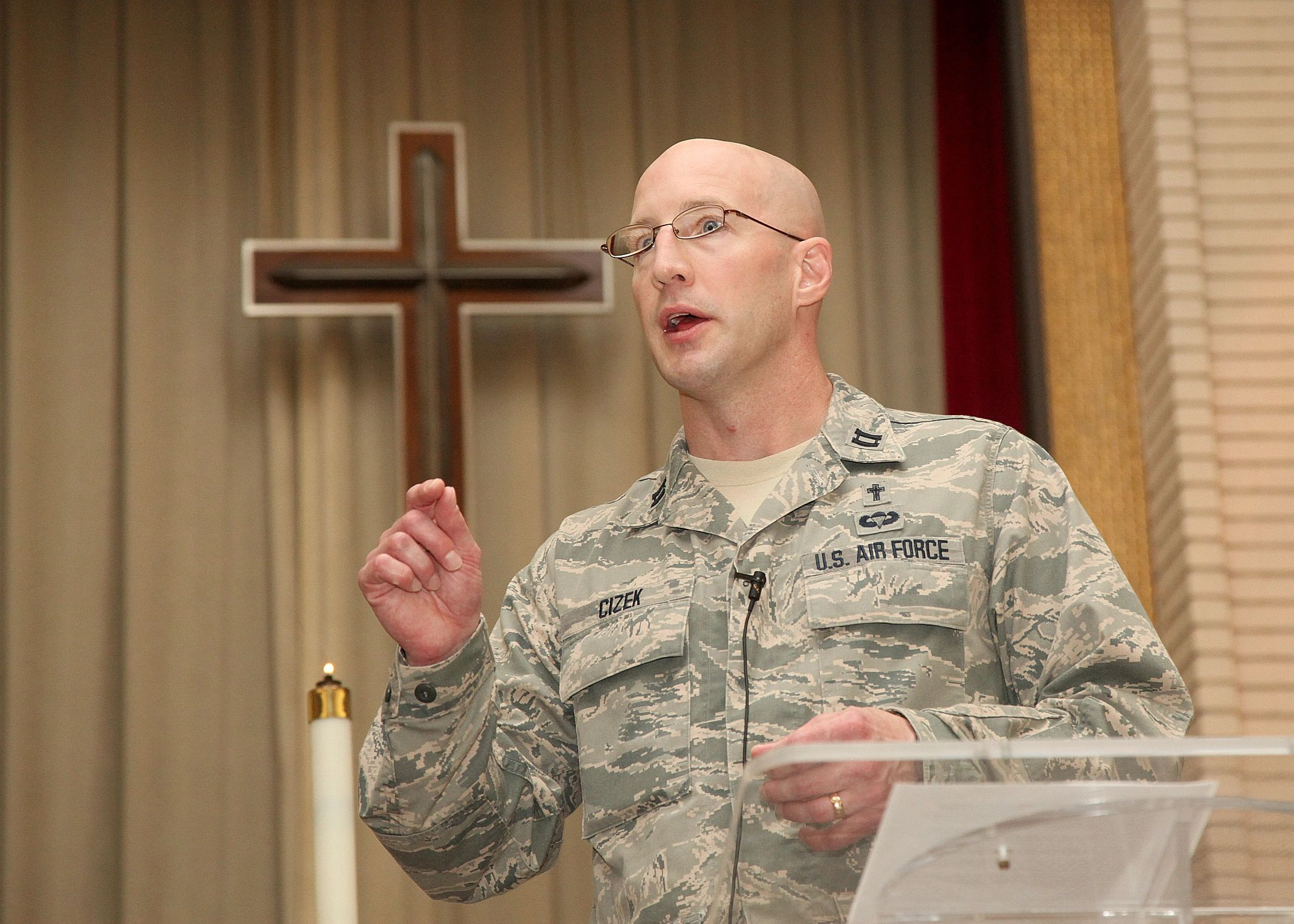 Military Chaplain Fired from Air Force for Biblical Views on Sexual Morality