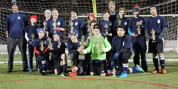 Quincy U15 Fall 2017 City Champs
