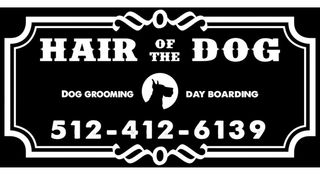 Hair of the Dog, Pucek Power & Electrical Service, Bastrop, Austin, dog grooming