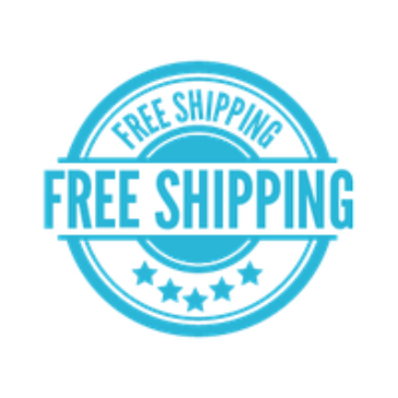 Free Shipping with purchase of $175 +
