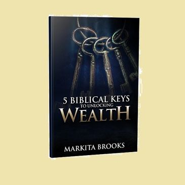 5 Biblical Keys to Unlocking Wealth book order