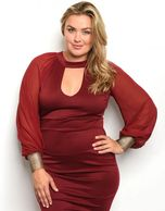 Plus size clothing that are fashionable, affordable,  and that will help you look great!