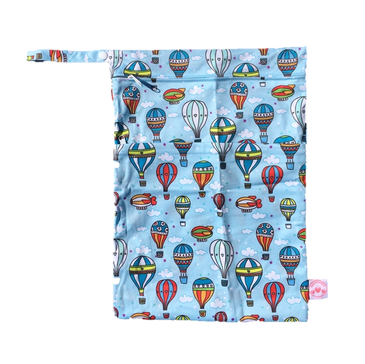 reusable bag, wet bag, water resistant bag, cloth nappies, cloth diapers, daycare bag