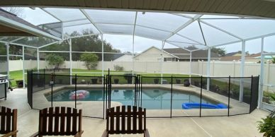 Did you know that 40% of the Pool Fences we install are at the Grandparents house?