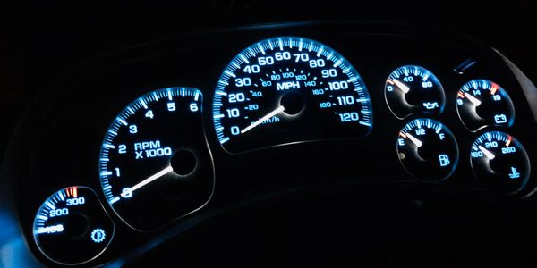 GM Gauge Cluster Repair and LED Conversion