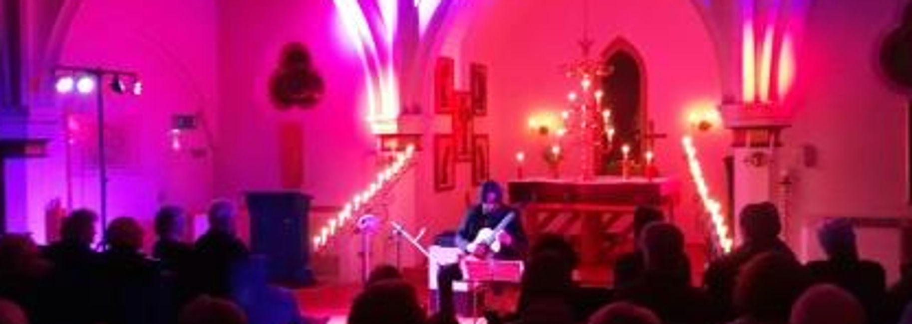 Mike and Jon's Concerts at the Nordic Church