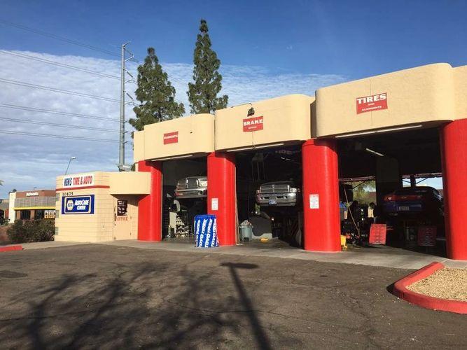 Kens Tire And Auto Llc Auto Repair In Glendale Peoria Arizona