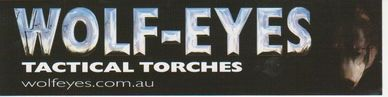 Wolf eyes Tactical Torches