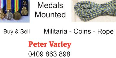 Peter Varley coin dealer