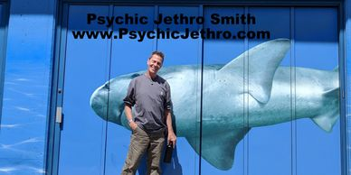 Psychic Medium Tarot Jethro Smith California Psychic