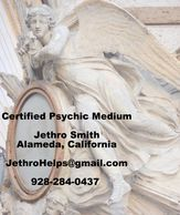Certified Psychic Tarot Jethro Smith California Medium Paranormal